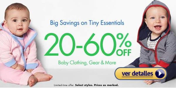 ropa de bebe ofertas