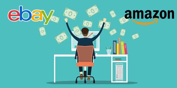Vender en Amazon o eBay resulta en más tarifas y comisiones