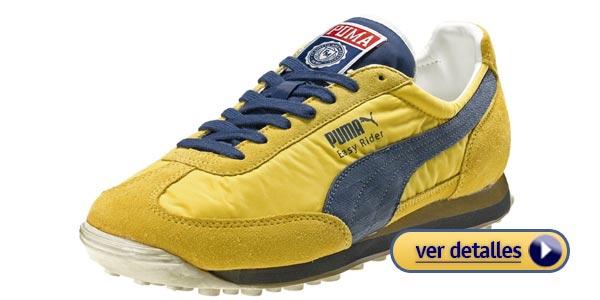 Zapatos para niños con pie plano: Puma Easy Rider