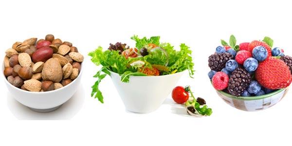 ¿Cómo funciona la dieta Comida cruda?
