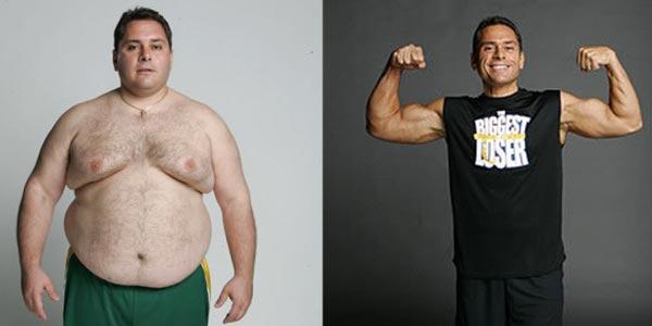 dieta Biggest Loser perder peso adelgazar