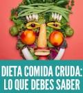 dieta comida cruda