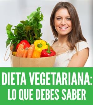 Como ser vegetariano y adelgazar