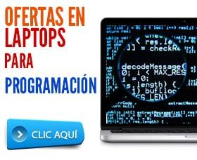 laptops para programación portatil