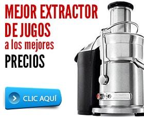 mejor extractor de jugos para dieta comida cruda