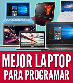 mejor laptop para programacion programar
