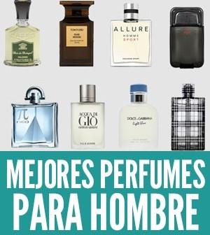 10 mejores perfumes para hombre del 2017 (que SÍ nos gustan)