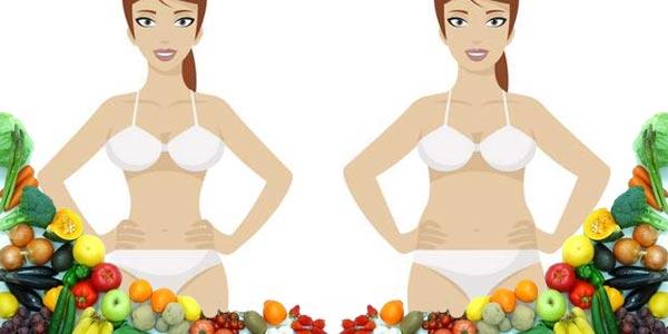 perder peso dieta vegetariana adelgazar