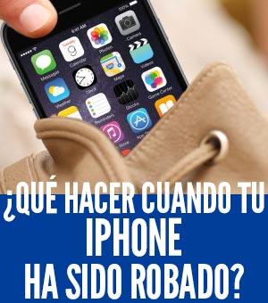 Iphone Robado Como Recuperarlo
