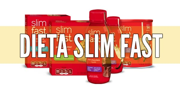 Dieta para adelgazar fácil de seguir: Dieta Slim Fast