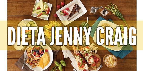 Dietas para comer sano y bajar de peso: Dieta Jenny Craig