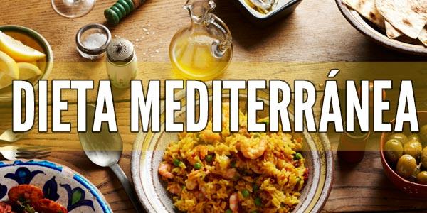 Dietas más fáciles de seguir: Dieta mediterránea