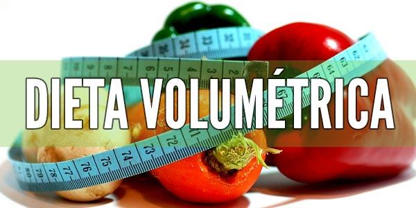 Dietas saludables: Dieta Volumétrica