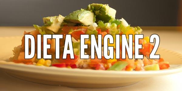 Mejores dietas para el corazón: Dieta Engine 2