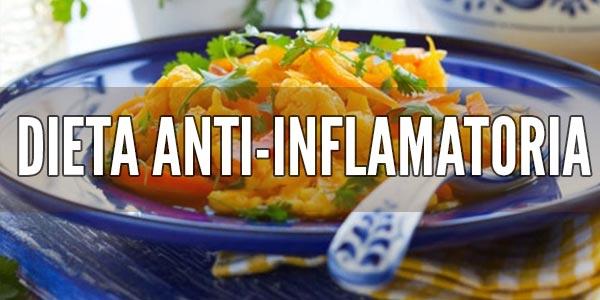 Mejores dietas para el corazón: Dieta antiinflamatoria