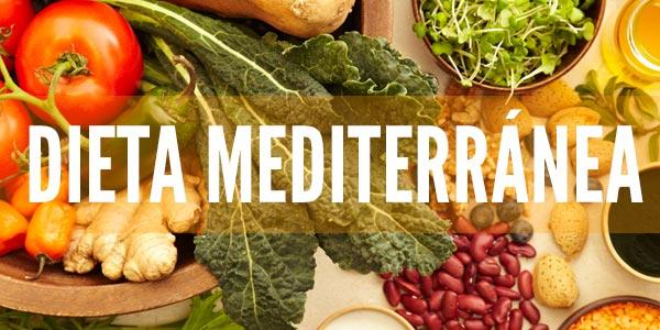 Mejores dietas para el corazón: Dieta mediterránea
