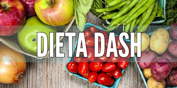Mejores dietas para la diabetes: Dieta DASH
