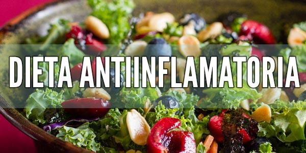 Mejor dieta 2016: Dieta antiinflamatoria