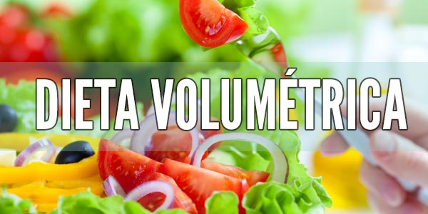 Mejores dietas para la diabetes: Dieta volumétrica