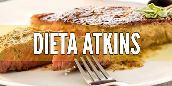 Mejores dietas para perder peso: Dieta Atkins