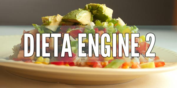 Mejores dietas para perder peso para diabéticos: Dieta Engine 2