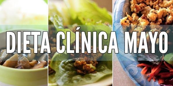 Mejores dietas para prevenir la diabetes: Dieta Clínica Mayo