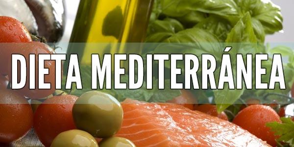 Mejores dietas para prevenir y controlar la diabetes: Dieta mediterránea