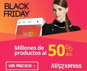 Predicciones del viernes negro 2015: AliExpress