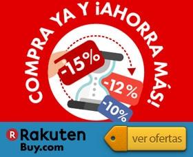 Predicciones del viernes negro 2015 Buy.com Rakuten