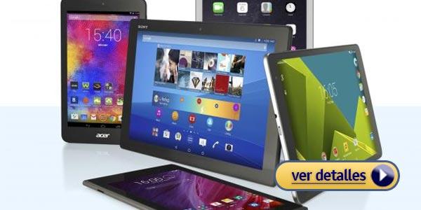 Qué comprar en Black Friday 2015: Tabletas