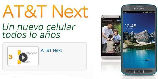 ¿Qué es AT & T Next?