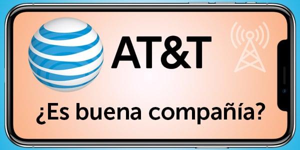 att AT&T análisis review español buena compañía