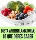 dieta antiflamatoria