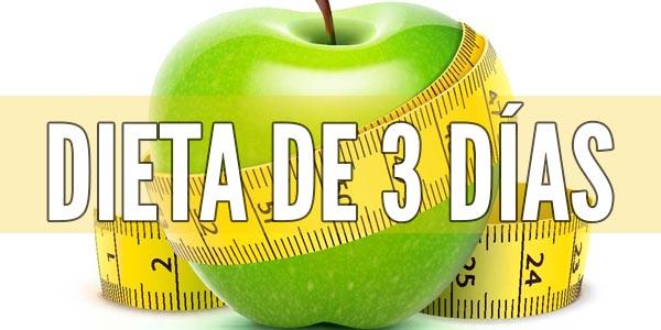 ejercicios para bajar de peso 3 dias para adelgazar