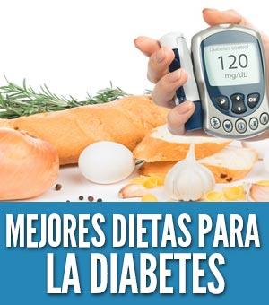 dietas para controlar y prevenir la diabetes