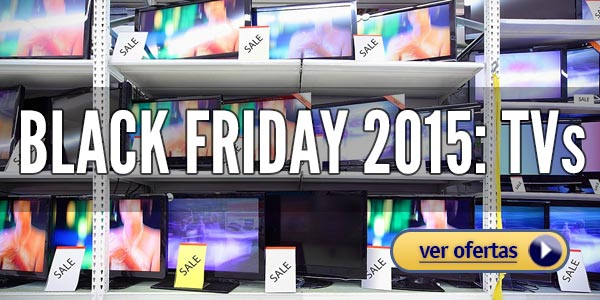 Qué comprar en Black Friday 2015: Televisores