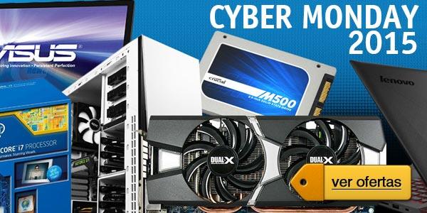 Descuentos Cyber Monday 2015: Computadoras
