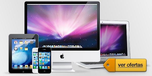 Mejores ofertas Cyber Monday 2015: Productos Apple