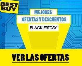 Mejores tiendas viernes negro para tecnologia Best Buy