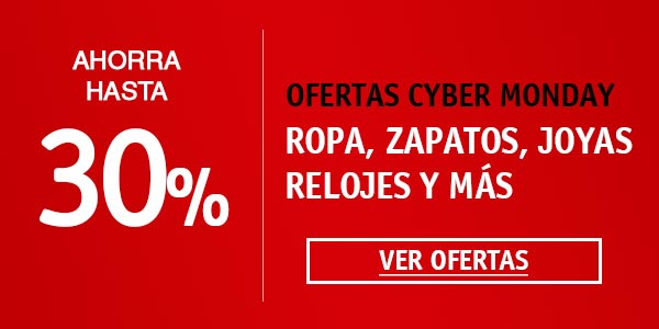 Ofertas Cyber Monday 2015 Ropa