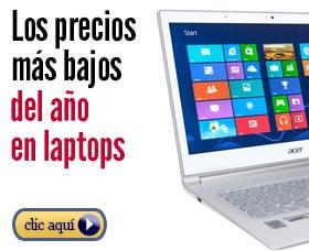 Ofertas Día de acción de gracias: laptops