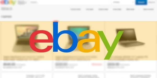 Ofertas laptops viernes negro eBay black friday