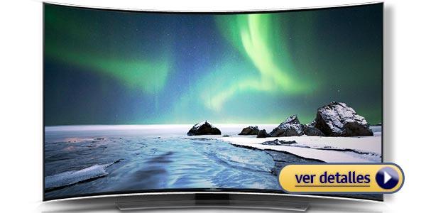 Ofertas televisores viernes negro Televisores curvos