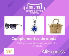 Qué comprar el 11 de noviembre en AliExpress: Ropa y accesorios