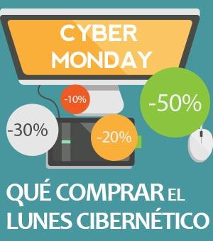 qué comprar el lunes cibernético