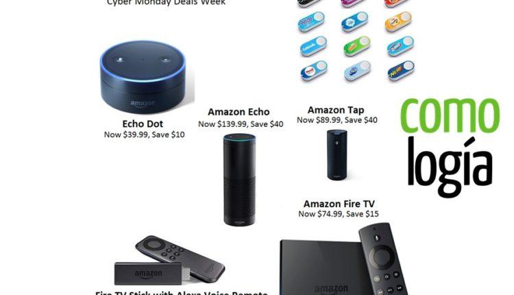Amazon lunes cibernético - Página 1