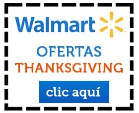 Tiendas para comprar en Thanksgiving: Walmart