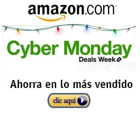 amazon cyber monday 2015 lunes cibernetico ofertas