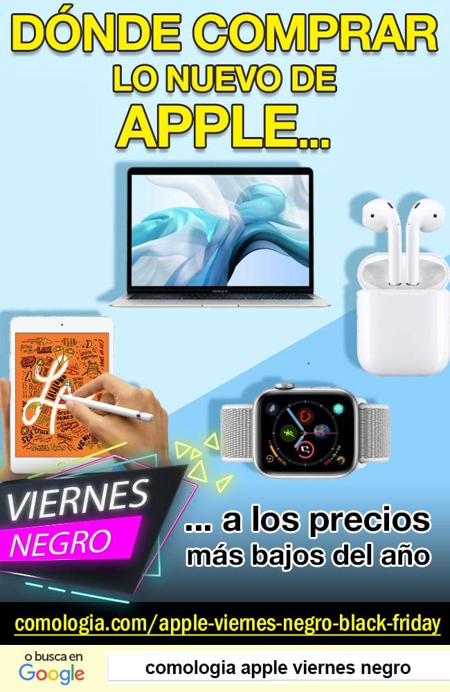 apple ofertas viernes negro