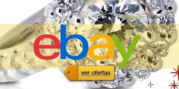 eBay lunes cibernético: Joyería